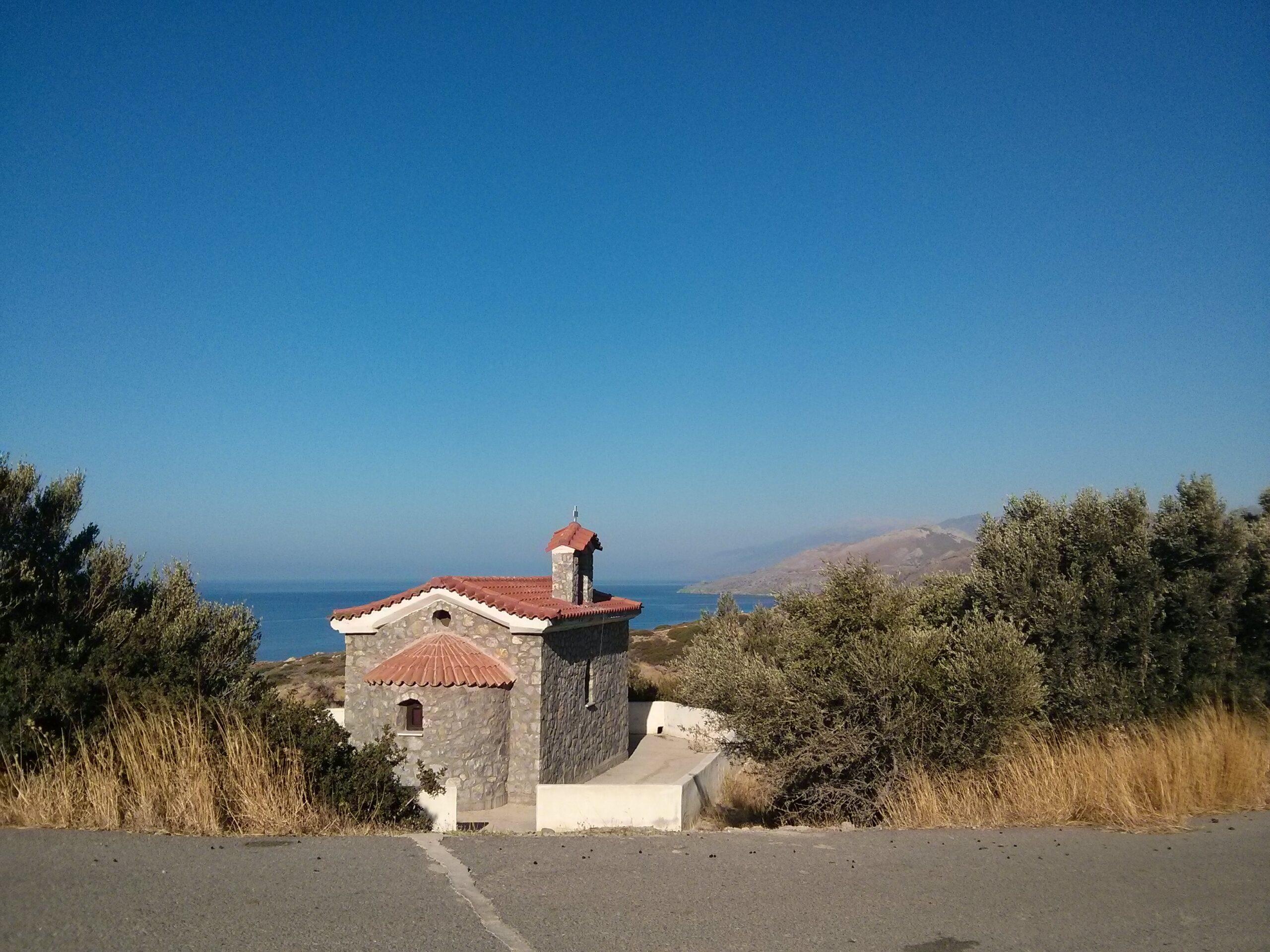 25. My Travels: 2006, Part Two – Exploring Crete