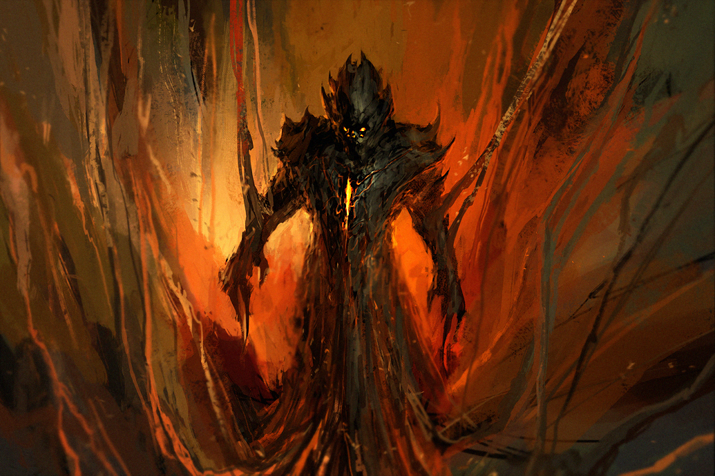89. Demons