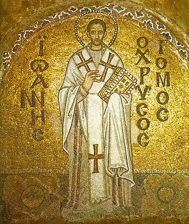 104. The Return of Saint John Chrysostom