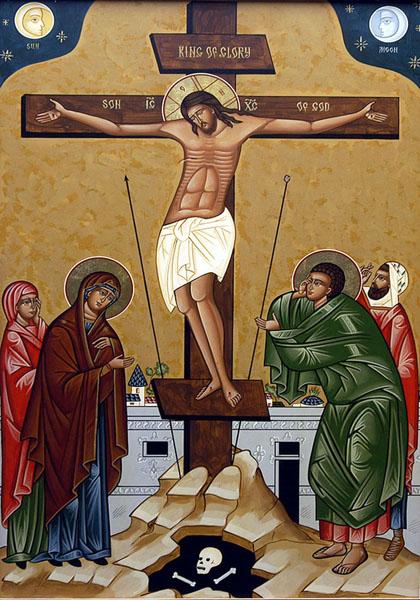 120. Holy Thursday evening Twelve Gospels service