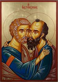 132. The Holy Apostles Rocky Johnson and Paul