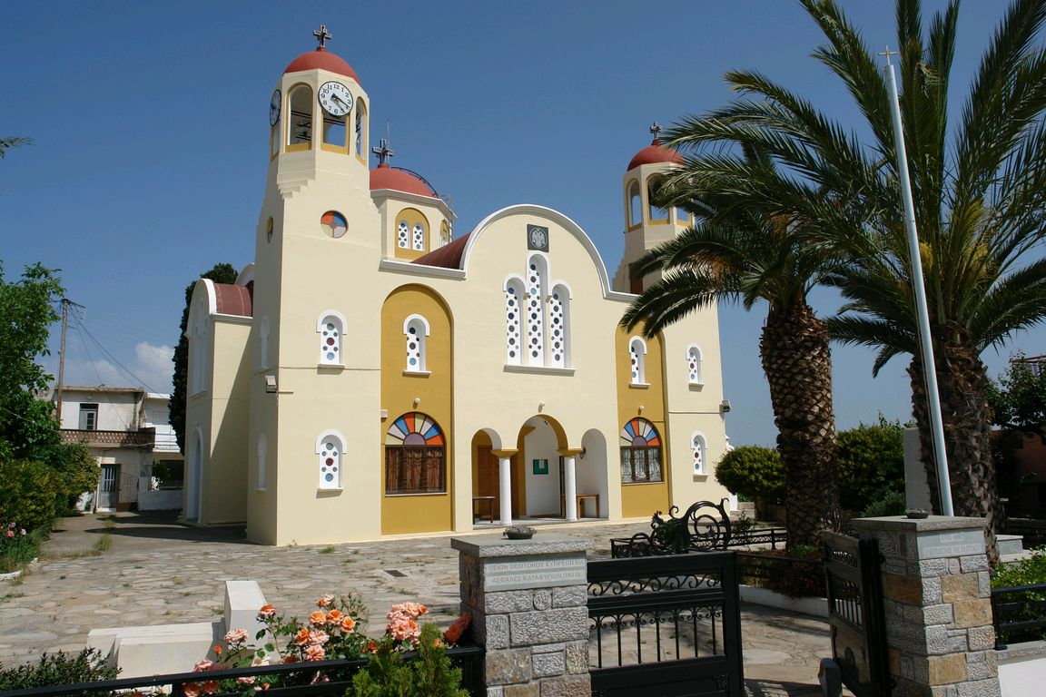 130. 2011 Trip, Part Two – Going to Church on Crete