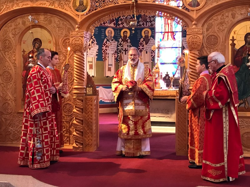 151. The Divine Liturgy – 1