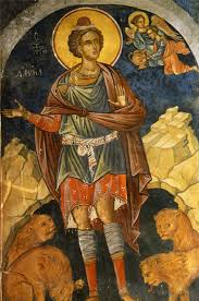 157. Daniel in the Lion's  Den and the Young Men in the Burning Fiery Furnace