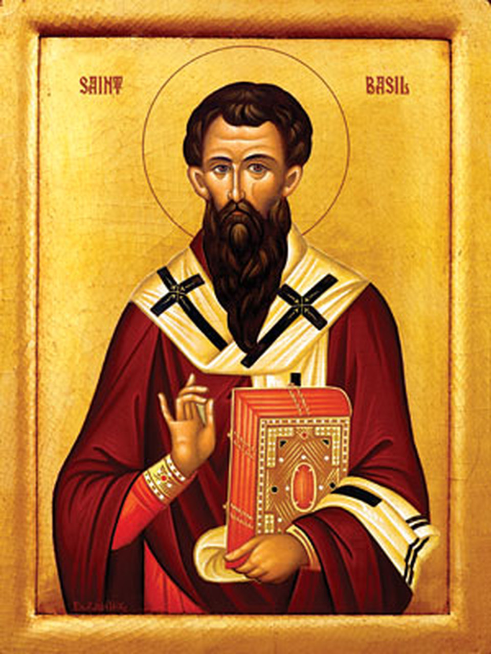 171. The Divine Liturgy of Saint Basil the Great – The Anaphora, Part One