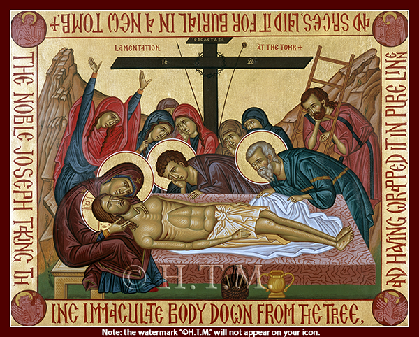 193. Third Sunday of Pascha: Sunday of the Myrrhbearing Women