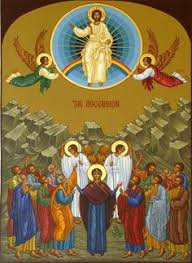 199. The Ascension of our Lord God and Savior Jesus Christ