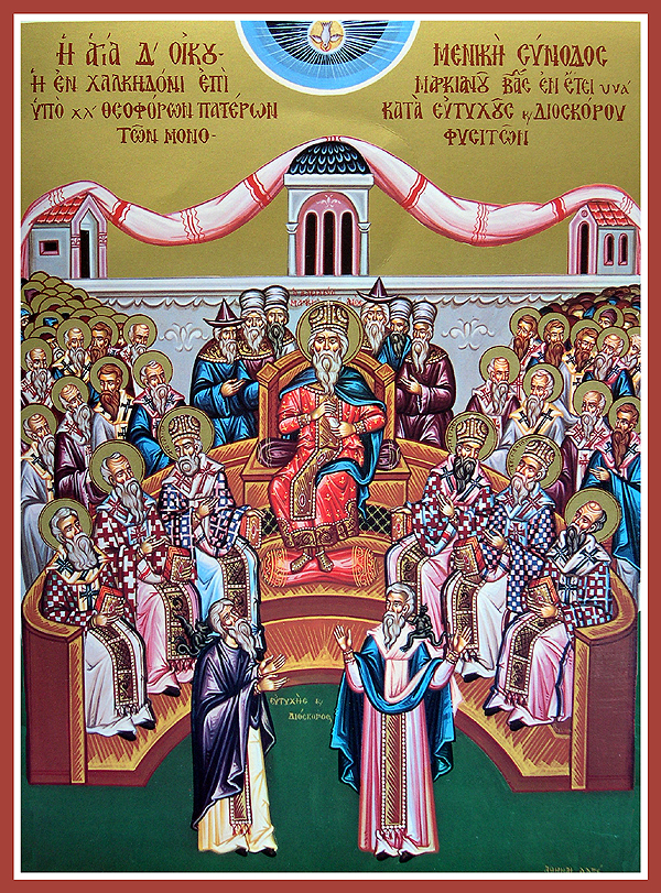 """207. """"What we have here is a failure to communicate"""": The Fourth Ecumenical Council"""