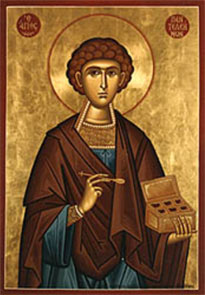 209. Saint Panteleimon: The story of a Physician who didn't charge his Patients